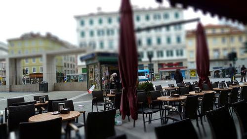 Trieste città di frontiera - ristoranti