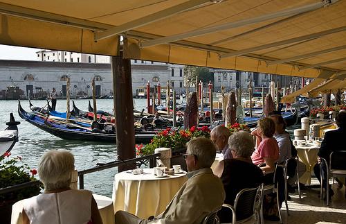 Turismo a Venezia - DOVE MANGIARE
