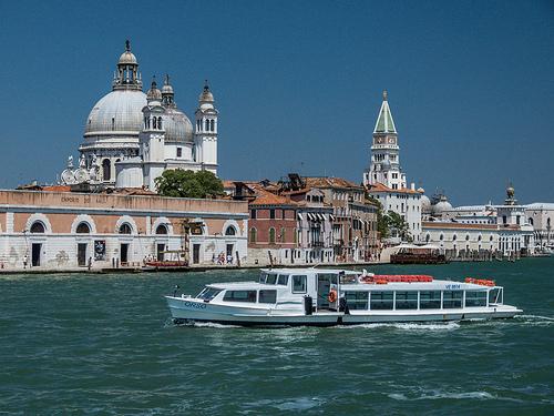 Viaggiatori e dintorni come spostarsi a Venezia - Spedizioni e trasporti