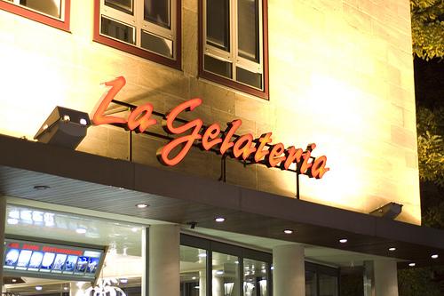 Firenze città d'arte - gelaterie