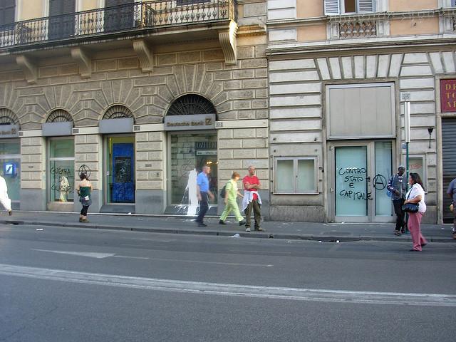 Istituti Bancari a Roma
