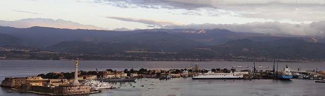 Messina città moderna