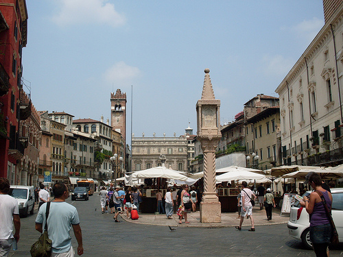 Viaggi Verona - mercatini