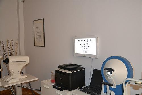 Visite mediche e specialisti a Foggia - Oculisti